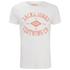 Jack & Jones Men's Originals Diamond T-Shirt - Cloud Dancer: Image 1