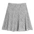MICHAEL MICHAEL KORS Women's Dallington Silk Flare Skirt - New Navy: Image 1