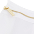 MICHAEL MICHAEL KORS Women's Double Layer Tank Vest - White: Image 3