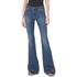 MICHAEL MICHAEL KORS Women's Denim Retro Flare Jeans - Authentic: Image 2