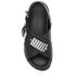 McQ Alexander McQueen Women's Stoke Bullet Sandals - Black: Image 3