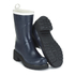 Ilse Jacobsen Women's Contrast Short Rubber Boots - Dark Indigo: Image 5