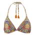 Paolita Women's Eltham Virginia Bikini Top - Multi: Image 1