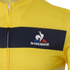 Le Coq Sportif Performance Classic N2 Short Sleeve Jersey - Yellow: Image 3