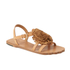 Vivienne Westwood Women's Animal Toe Flat Sandals - Tan: Image 3