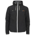 Produkt Men's Contrast Zip Hooded Jacket - Black: Image 1
