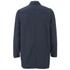 Folk Men's Mid Length Buttoned Jacket - Navy: Image 2
