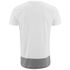 Folk Men's Colour Block T-Shirt - White/Grey: Image 2
