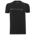 Eclipse Men's Drake Zip Pocket T-Shirt - Black: Image 1