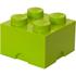 LEGO Storage Brick 4 - Light Green: Image 1