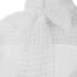 Karl Lagerfeld Women's Bow Blouse Tunic Dress - White: Image 3