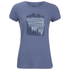 Jack Wolfskin Women's Valley T-Shirt - Blue Indigo: Image 1