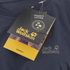 Jack Wolfskin Women's Essential Function T-Shirt - Night Blue: Image 4