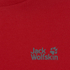 Jack Wolfskin Men's Essential Function T-Shirt - Red Fire: Image 3