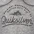Quiksilver Men's Road Tripper Hoody - Dark Shadow: Image 3