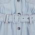 Designers Remix Women's Nova Dress - Light Blue: Image 3
