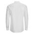 Helmut Lang Men's Whisper Seersucker Bomber Shirt - Optic White: Image 2