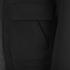 Helmut Lang Men's Collarless Padded Jersey Bomber Jacket - Black: Image 3