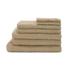 Highams 100% Cotton 7 Piece Towel Bale (550gsm) - Latte: Image 1