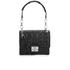 Karl Lagerfeld Women's K/Kuilted Mini Handbag - Black: Image 1
