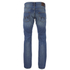 Edwin Men's ED55 Relaxed Tapered Denim Jeans - Mid Glint Used: Image 2