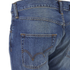 Edwin Men's ED55 Relaxed Tapered Denim Jeans - Mid Glint Used: Image 4