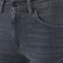 Edwin Men's ED85 Slim Tapered Denim Jeans - Dark Trip Used: Image 5