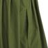 Maison Kitsuné Women's Iris Open Back Long Dress - Khaki: Image 5
