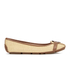 MICHAEL MICHAEL KORS Women's Fulton Straw Pumps - Natural: Image 1
