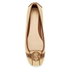 MICHAEL MICHAEL KORS Women's Fulton Straw Pumps - Natural: Image 3