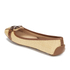 MICHAEL MICHAEL KORS Women's Fulton Straw Pumps - Natural: Image 4