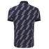 MSGM Men's Print Top Polo Shirt - Blue: Image 2