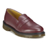 Dr. Martens Women's Addy Loafers - Cherry Red Smooth: Image 5