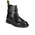 Dr. Martens Women's Teresa Jodphur Ankle Boots - Black Polished Smooth: Image 5