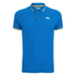 Crosshatch Men's Downtalk Tipped Polo Shirt - Hawaiian Ocean: Image 1