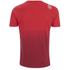 Crosshatch Men's Carinae T-Shirt - High Risk Red: Image 2