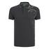 Crosshatch Men's Pacific Polo Shirt - Magnet: Image 1
