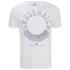 Crosshatch Men's Sunrise T-Shirt - White: Image 1