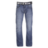 Crosshatch Men's New Baltimore Denim Jeans - Light Wash: Image 1