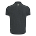 Crosshatch Men's Matrix Two Polo Shirt - Charcoal Marl: Image 2
