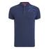 Crosshatch Men's Pacific Polo Shirt - Insignia Blue: Image 1