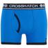 Crosshatch Men's Pixflix 2-Pack Boxers - Directoire Blue: Image 3