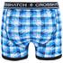 Crosshatch Men's Pixflix 2-Pack Boxers - Directoire Blue: Image 4