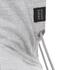 Crosshatch Men's Gixer Zip Through Hoody - Grey Marl: Image 5