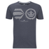 Crosshatch Men's Baseline T-Shirt - Periscope: Image 1