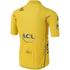 Le Coq Sportif Men's Tour de France 2016 Leaders Official Premium Jersey - Yellow: Image 2