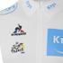 Le Coq Sportif Men's Tour de France 2016 Young Riders Classification Official Jersey - White: Image 3