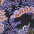 MINKPINK Women's Midnight Bloom Wide Strap Cupped Bikini Top - Multi: Image 3