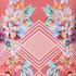 MINKPINK Women's Bloomin Beach Cross Over Low Back One Piece Swim Suit - Pink: Image 3