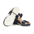Jil Sander Navy Women's Heeled Sandals - Navy: Image 6